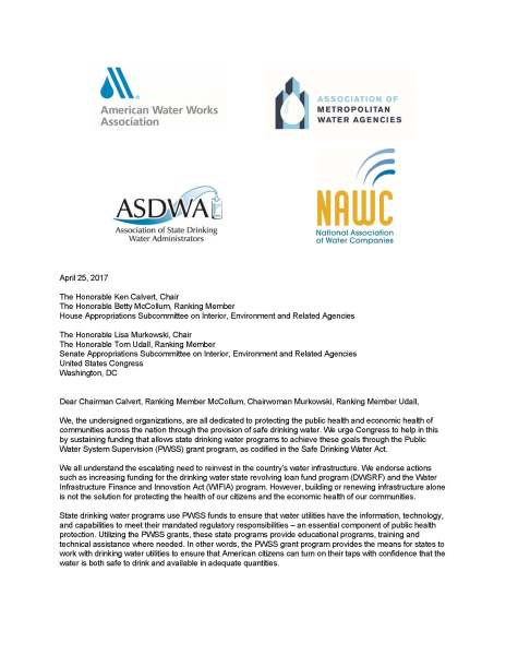 PWSS support letter from AWWA AMWA NAWC ASDWA_Page_1