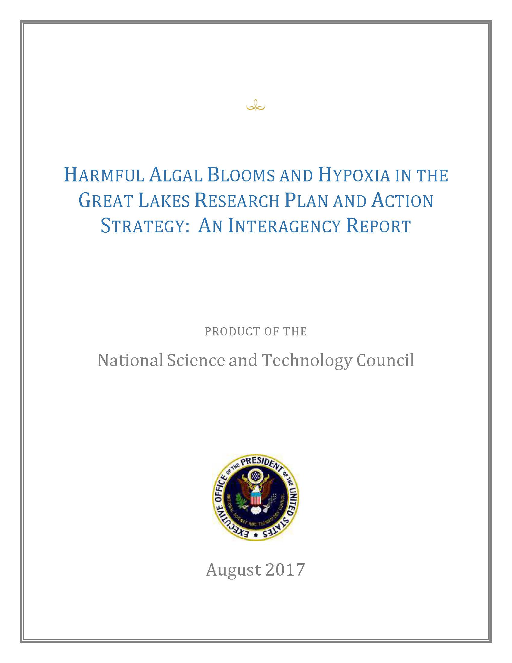 HABHRCA Report Submitted to Congress