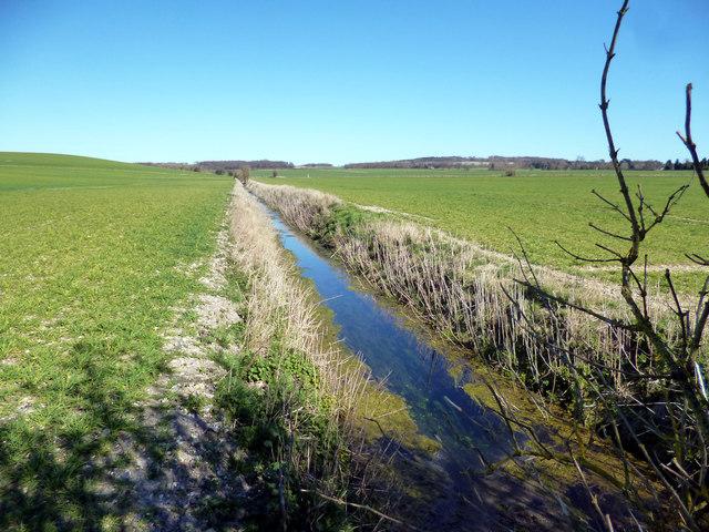 ephemeral ditch