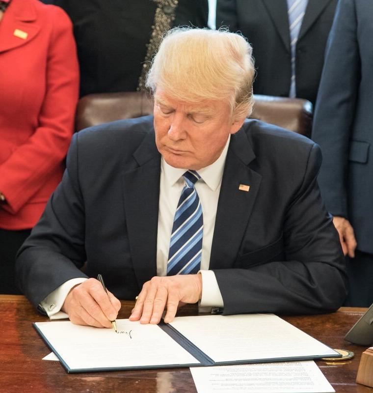 President Signs Legislation Establishing Nationwide PFAS Drinking Water Contamination Study
